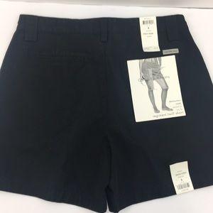 Regiment Twill Shorts